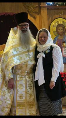 Fr. Seraphim & Mat. Mary
